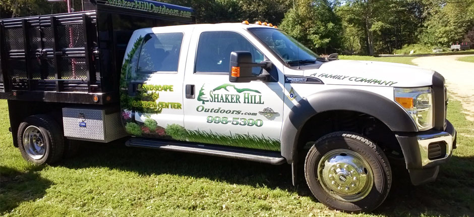 Maine custom vehicle graphics car wraps signs flags