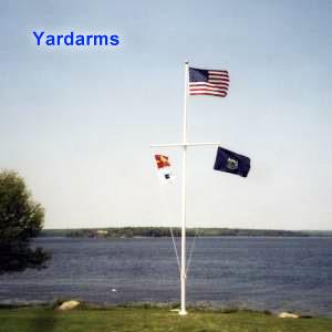 yard-arms